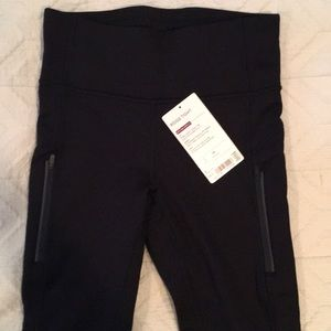 Athleta Prima Loft Ridge Tight- small